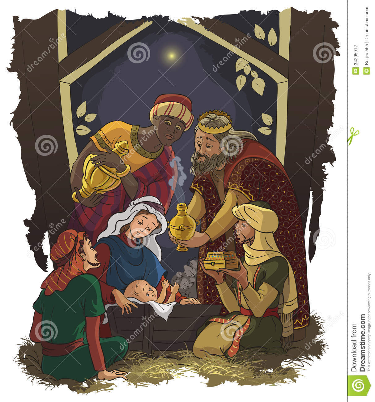 Three Wise Men In. Epiphany Coloring Pages Wise Men. View Original