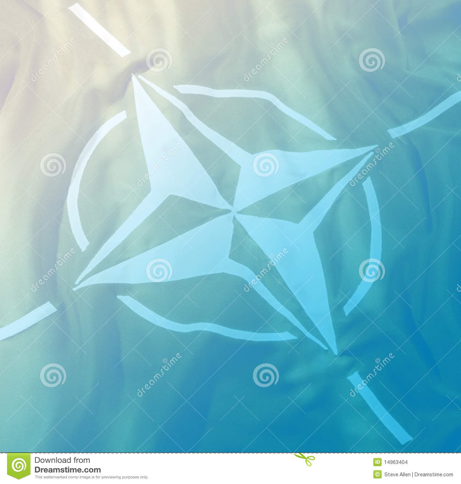 nato symbol stock images image 14963404