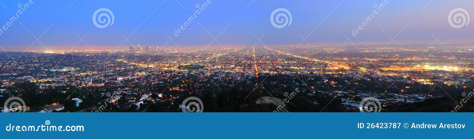 Natt Los Angeles