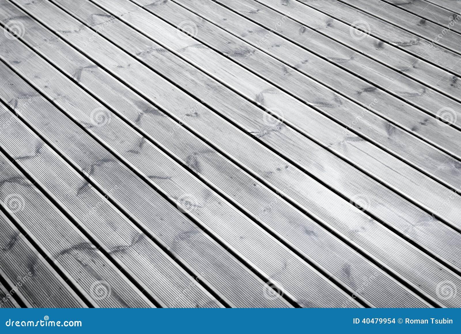 Natte terras bruine houten vloer stock foto afbeelding 40479954 - Terras hout ...