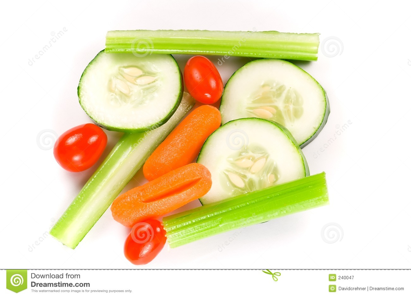 Natte veggies