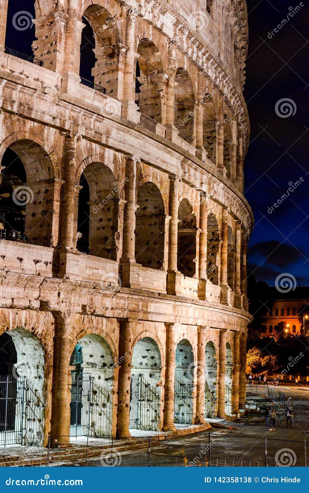 Nattetid Colosseum 4