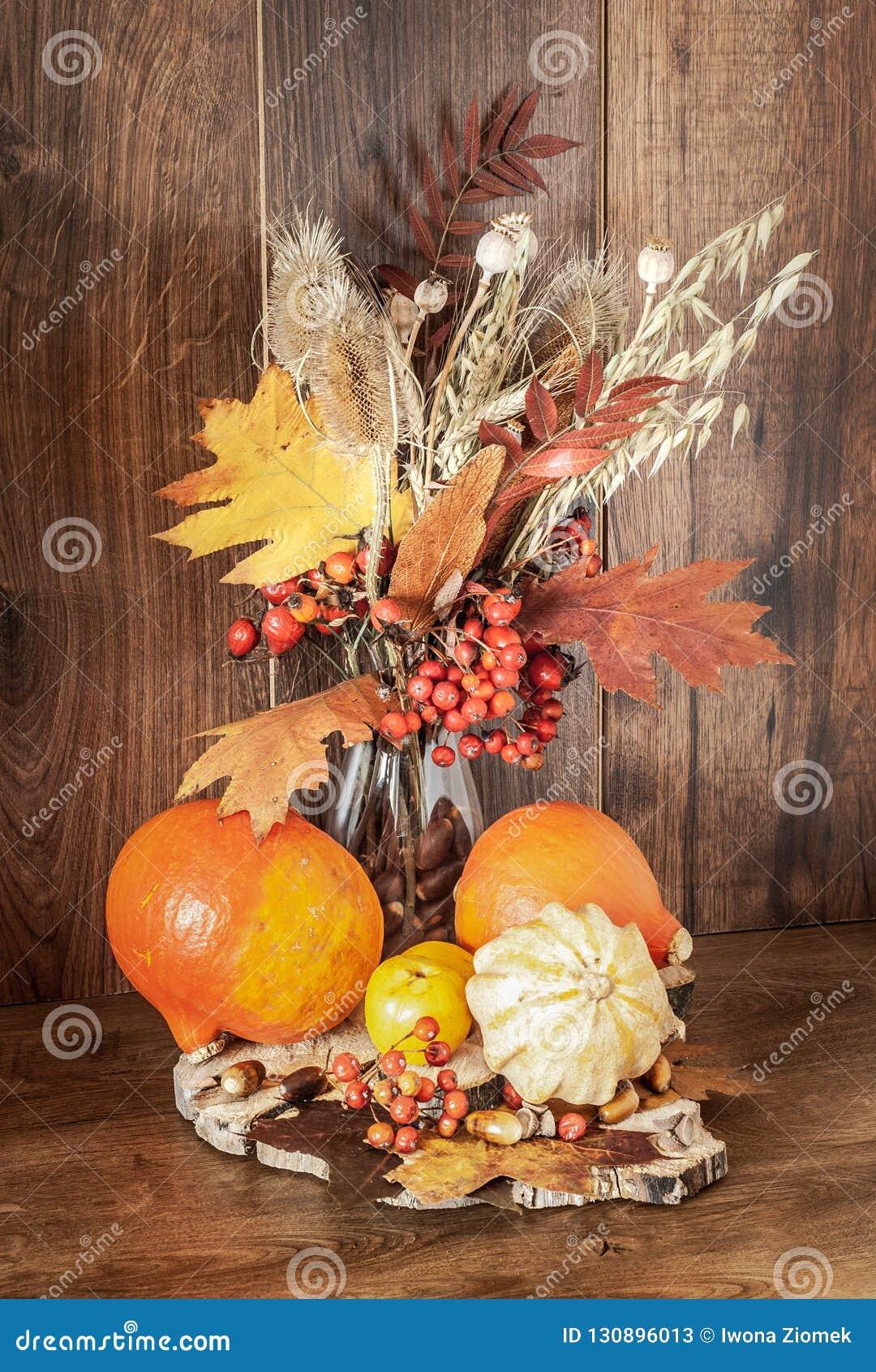 Natura morta con Autumn Crops