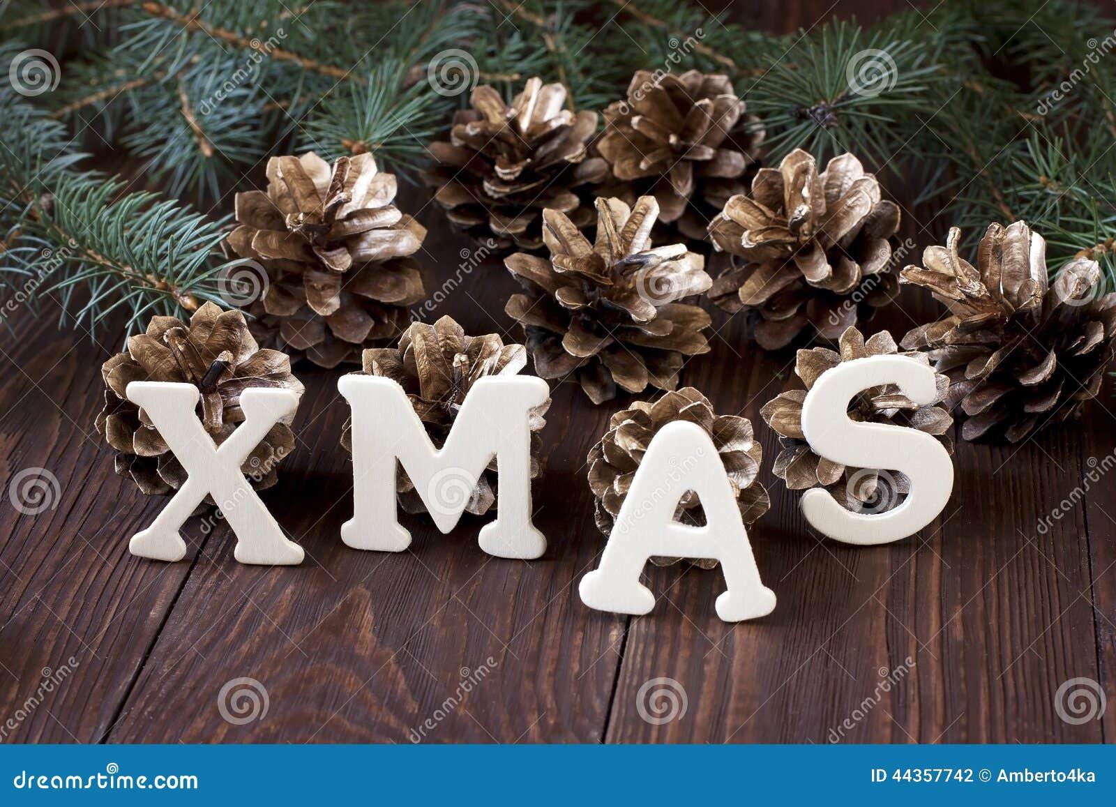 Natura morta di Natale con i simboli luminosi