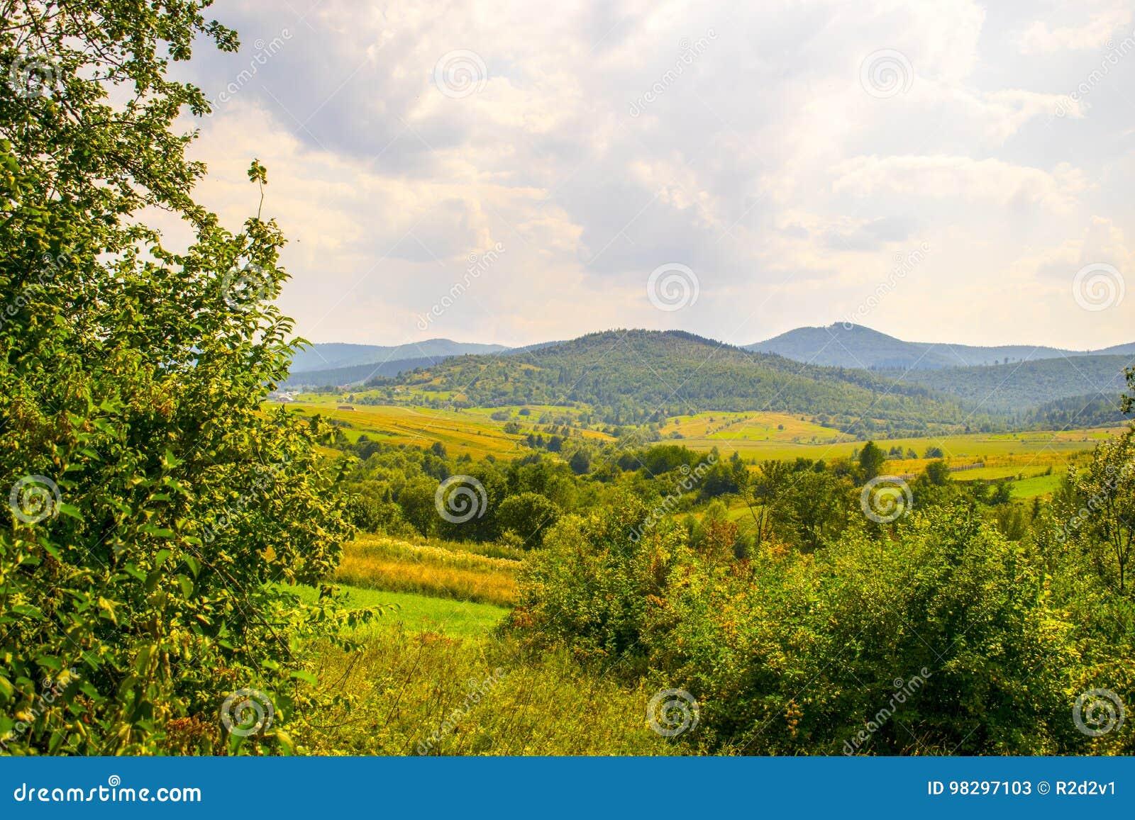 Natura Zachodni Ukraina