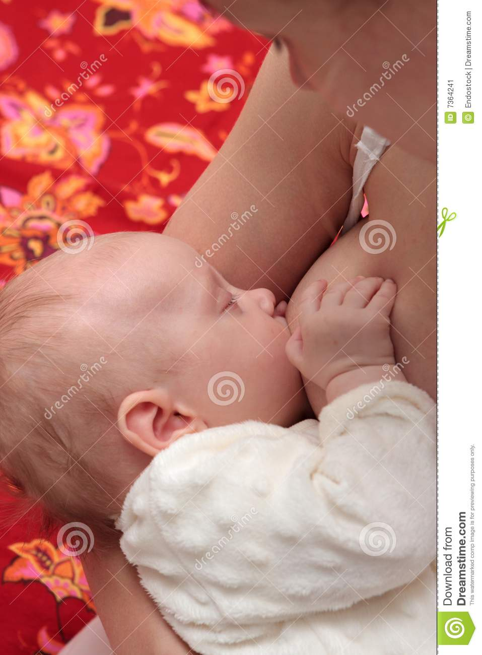 Baby breast feed posted time can mean?