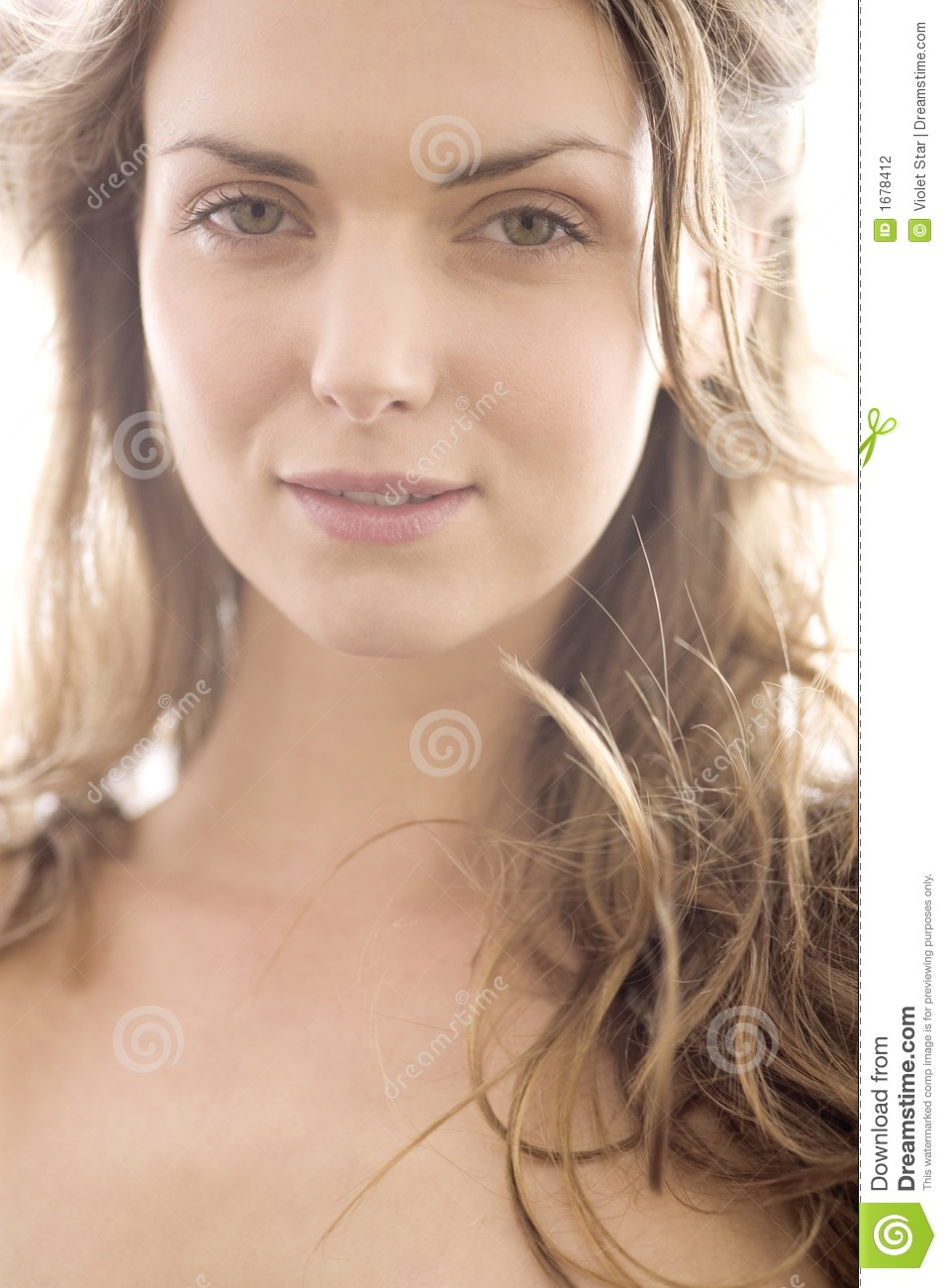 Natural Beauty Stock Photo. Image Of Fresh, Brown, Clear