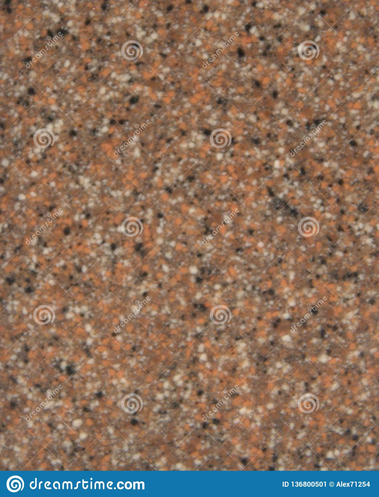 Natural Brown Granite Background Texture Stock Image Image Of Stone Textured 136800501