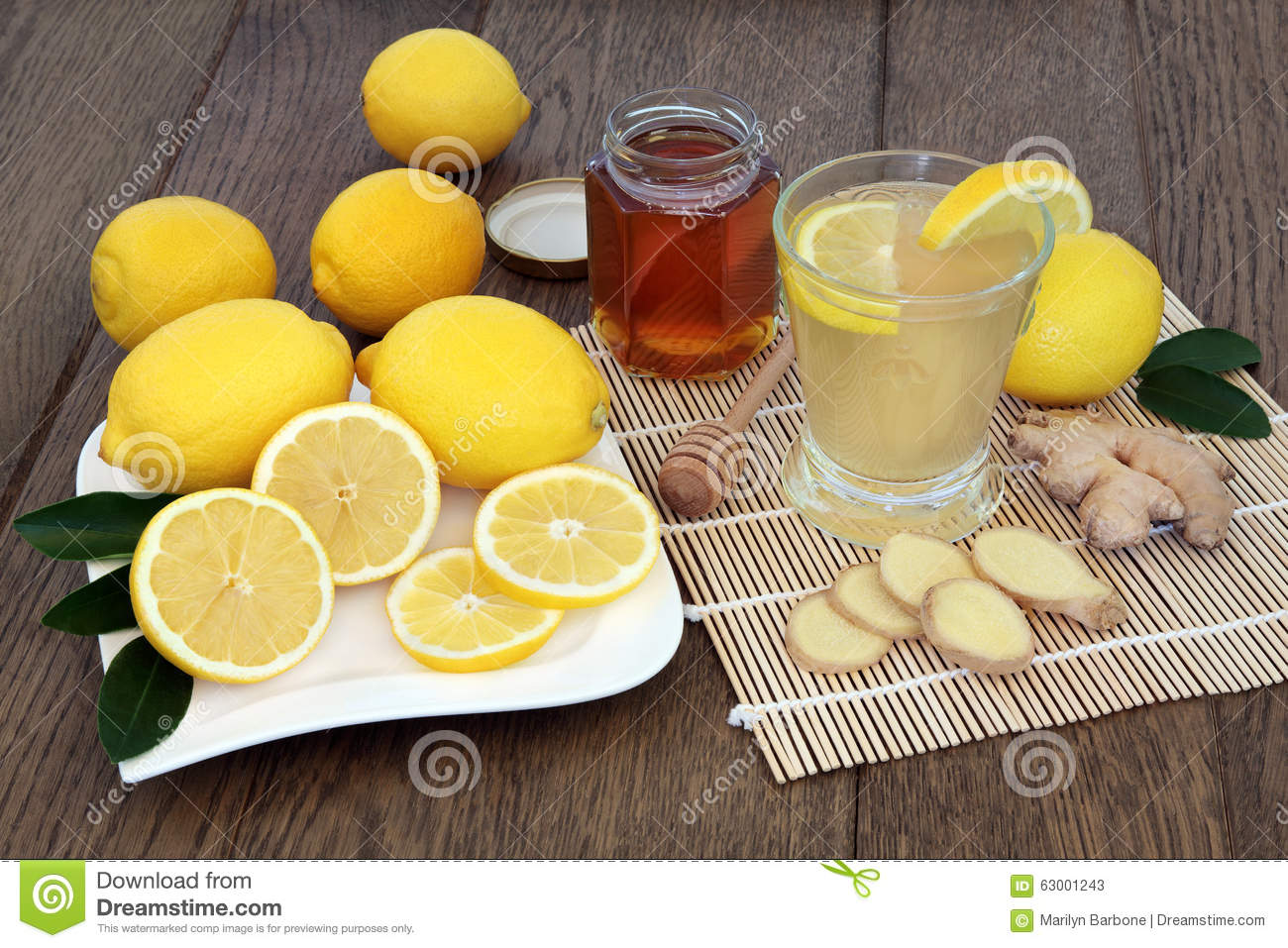 Natural Flu Remedy Drink