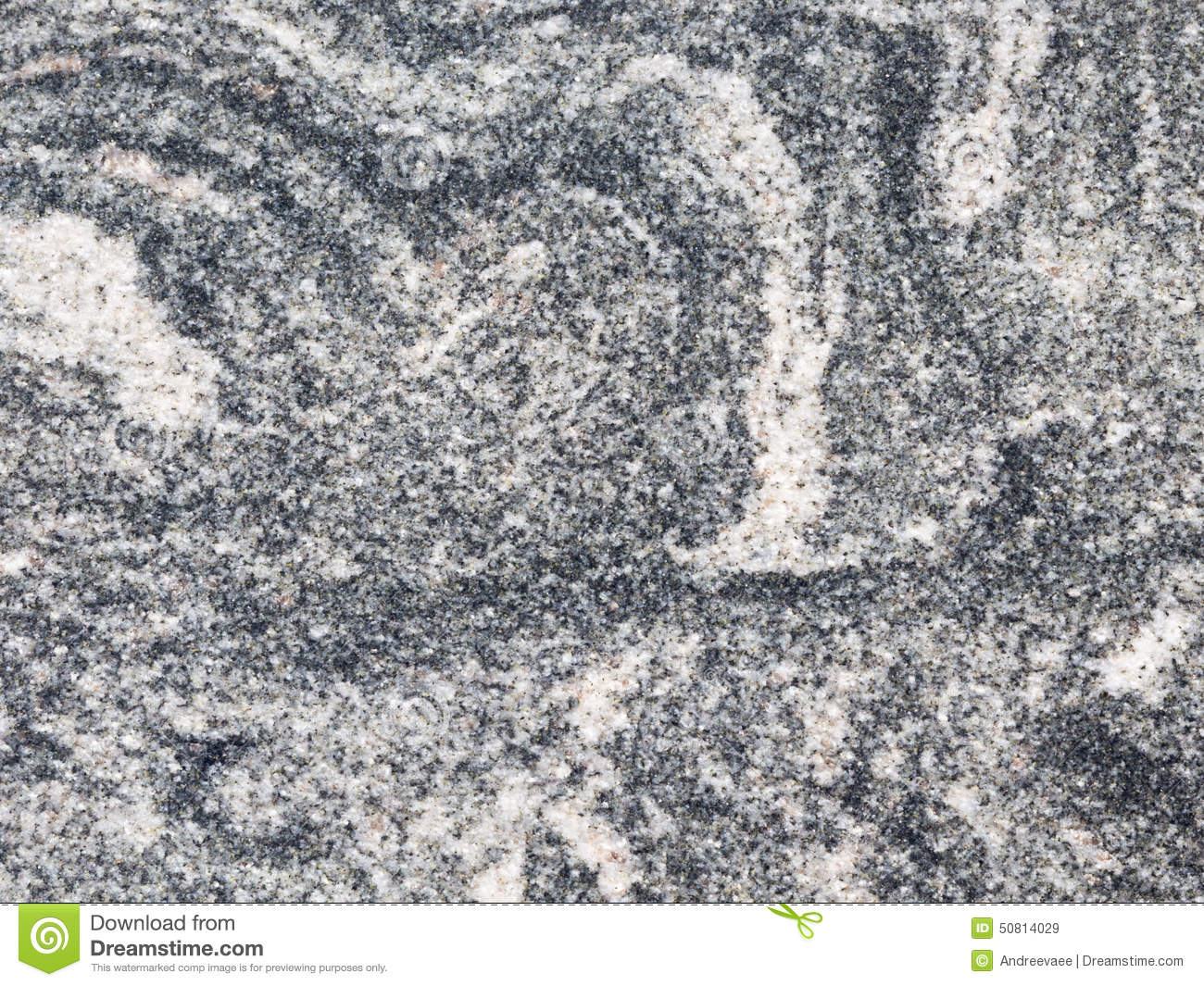 Pink To Gray Granite : Natural dark gray granite stock photo image