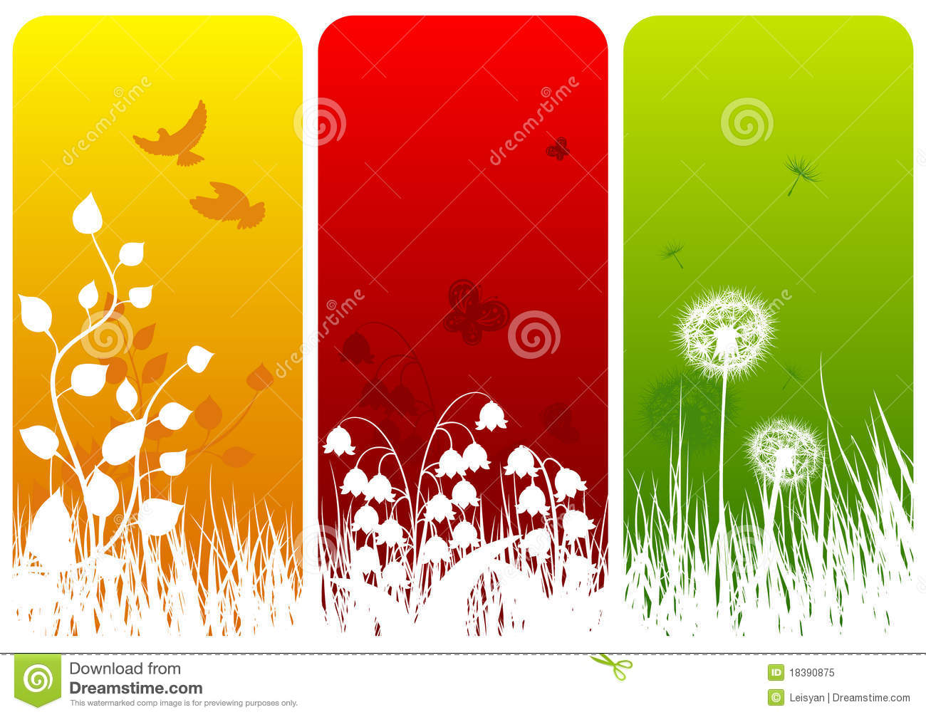 natural designs stock vector image of concept butterfly