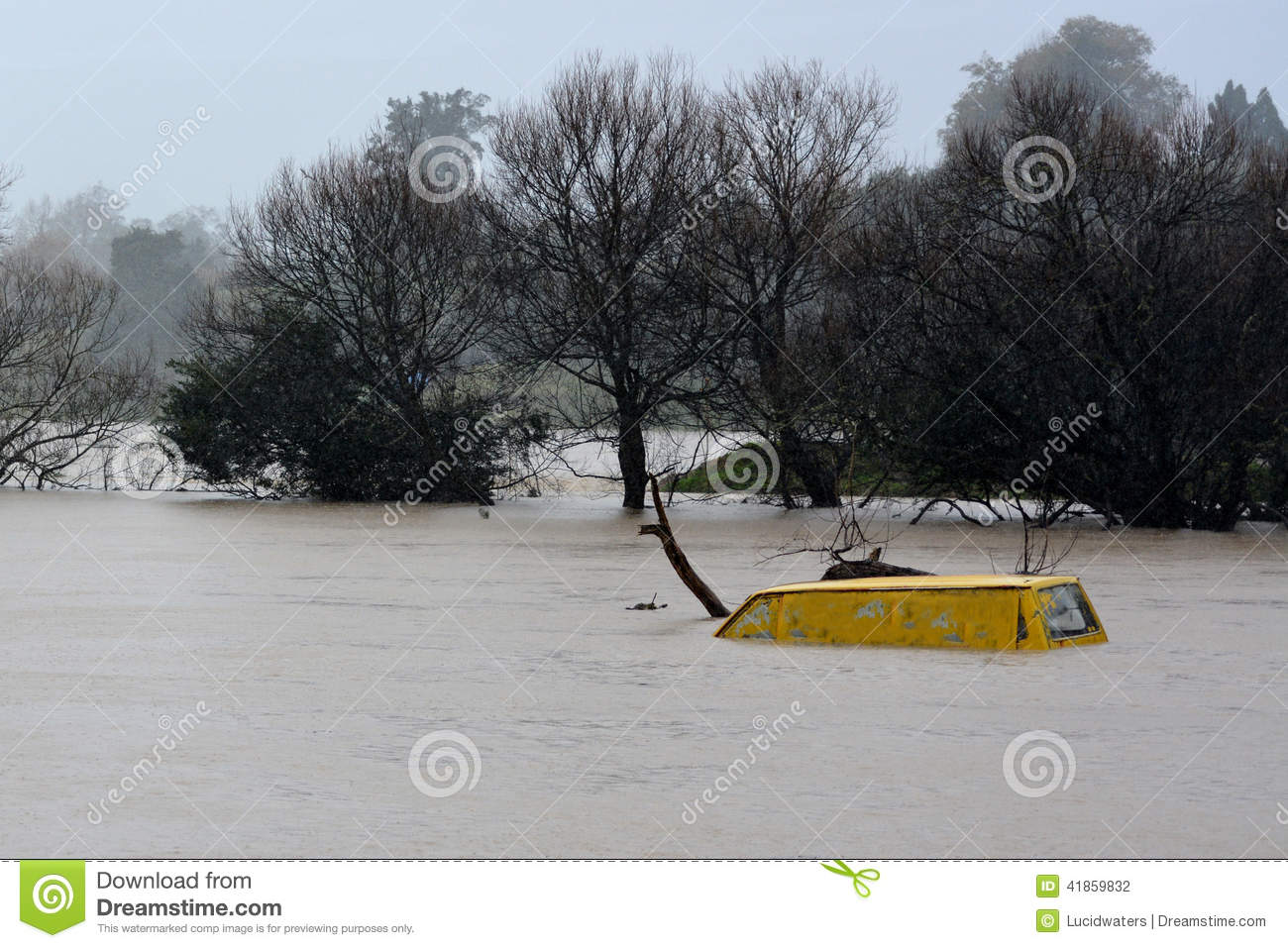 Natural Disaster - Flood Editorial Photography - Image -6277