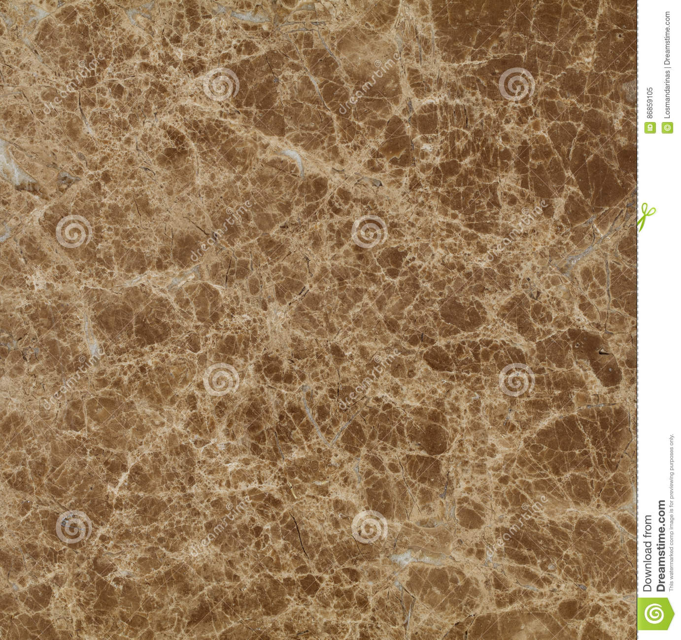 Download Natural Emperador Light Marble Texture Stock Image