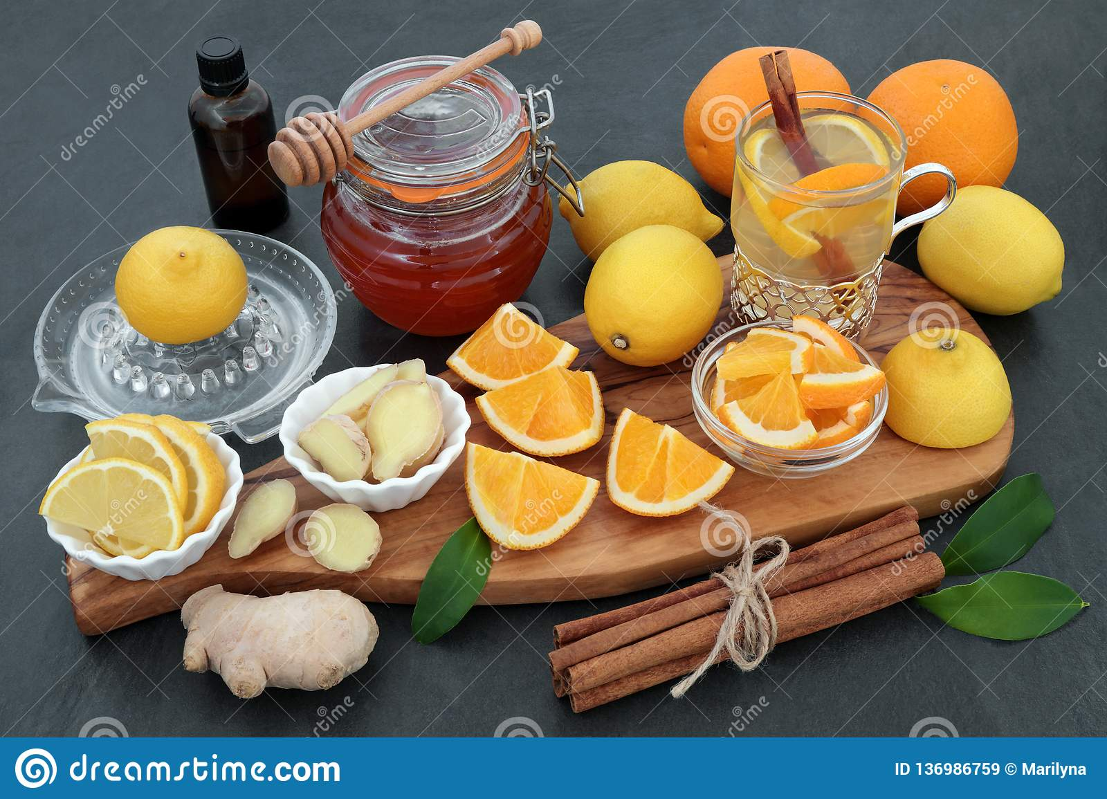 Natural Flu and Cold Remedy