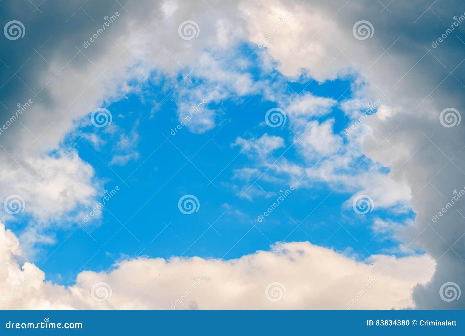natural frame cloud