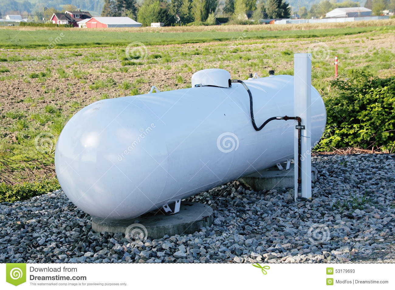 Large Natural Gas Tank For Home