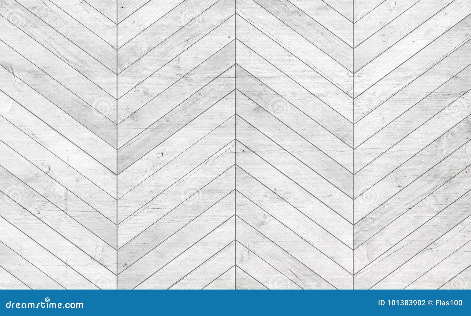 Natural Gray Wooden Parquet Herringbone Wood Texture