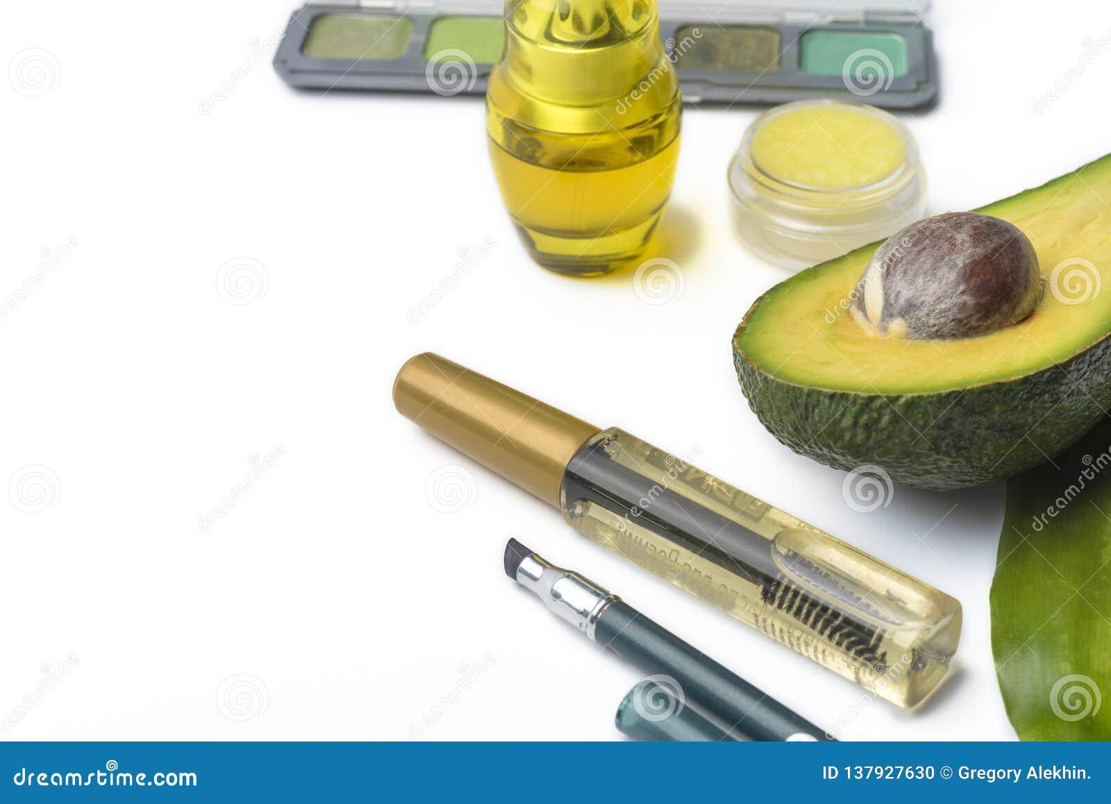 Natural Herbal Skin Care Products, Top Ingredients, Avocado