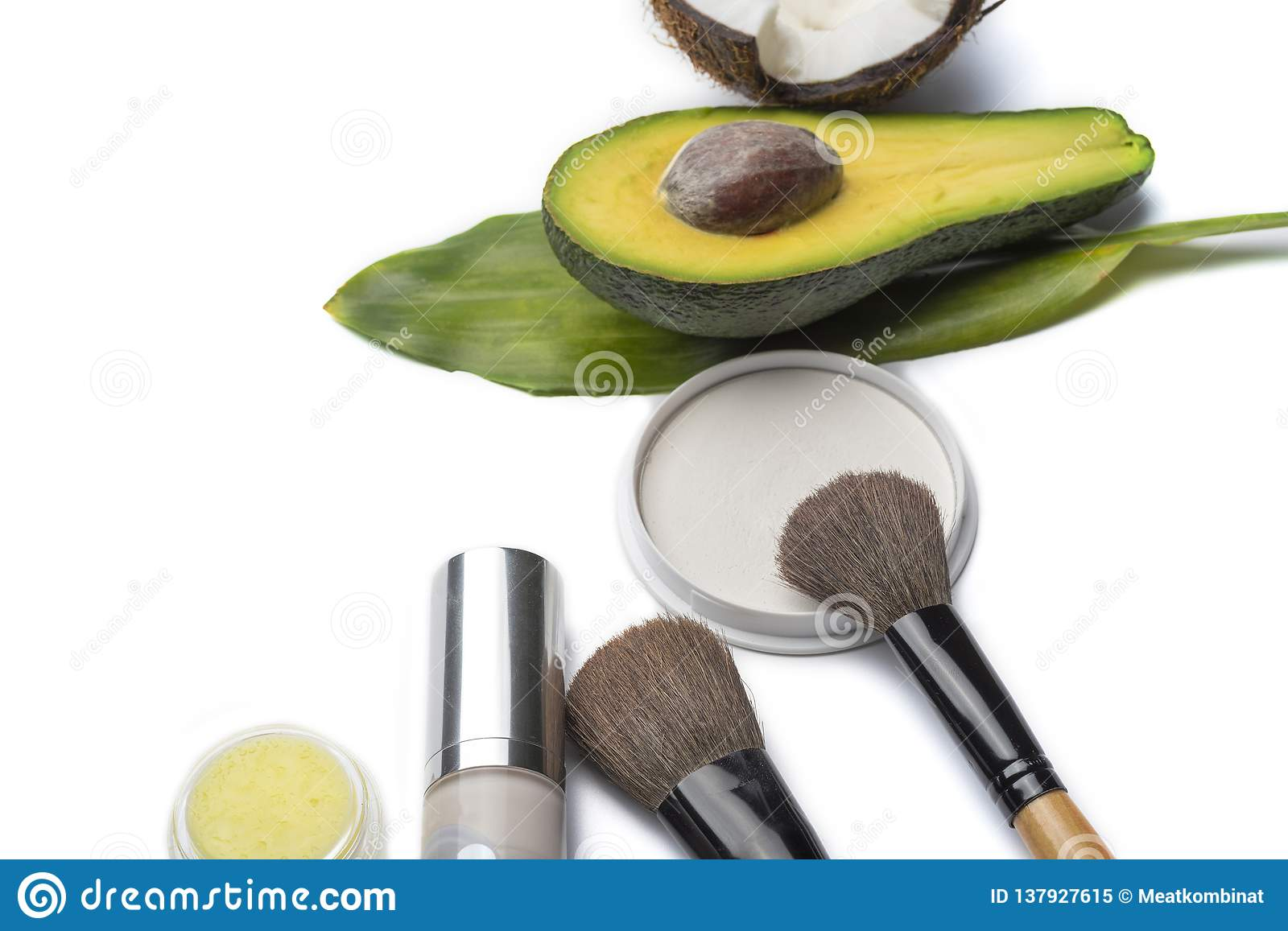 Natural Herbal Skin Care Products, Top Ingredients, Coconut
