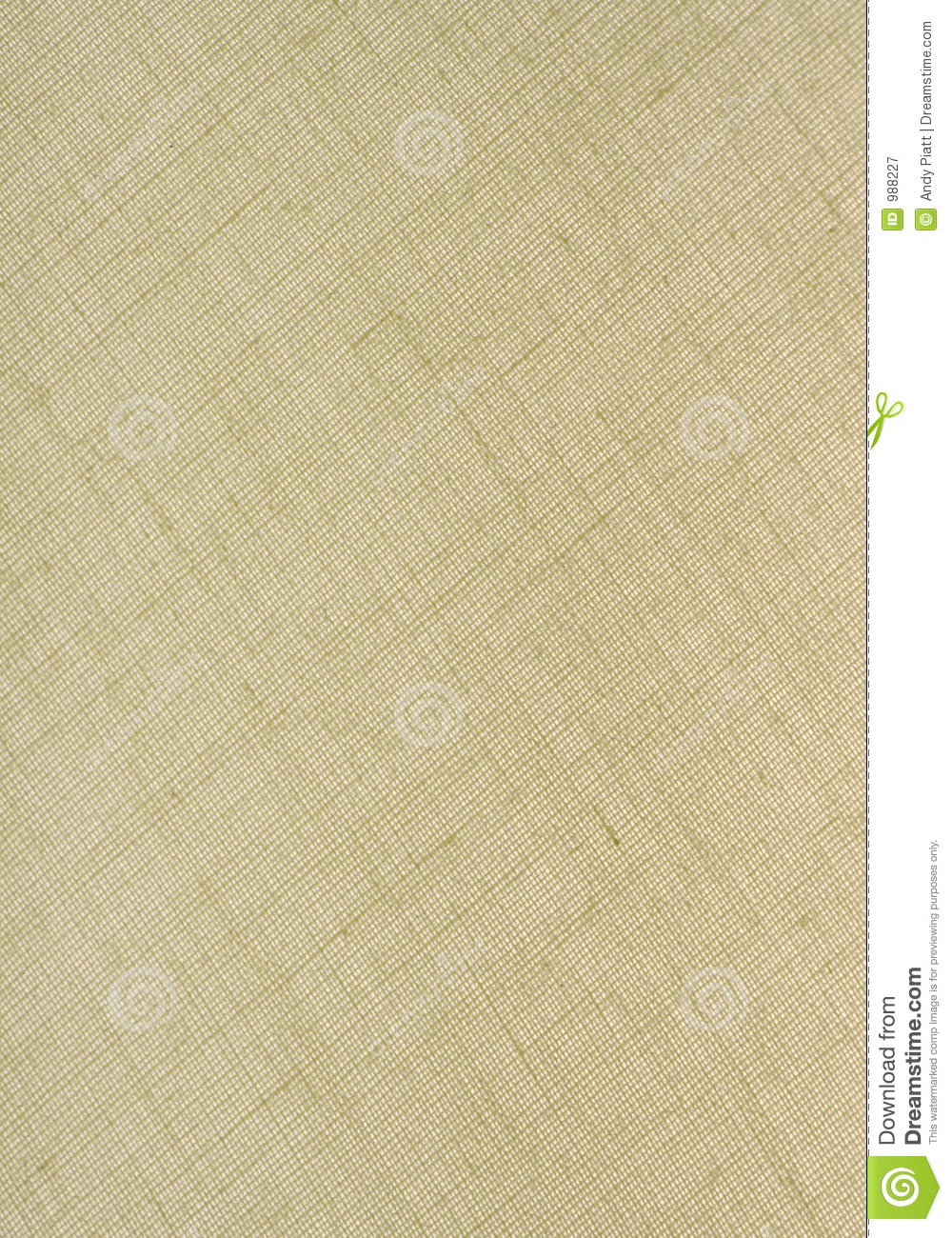 Natural Linen Fabric Background