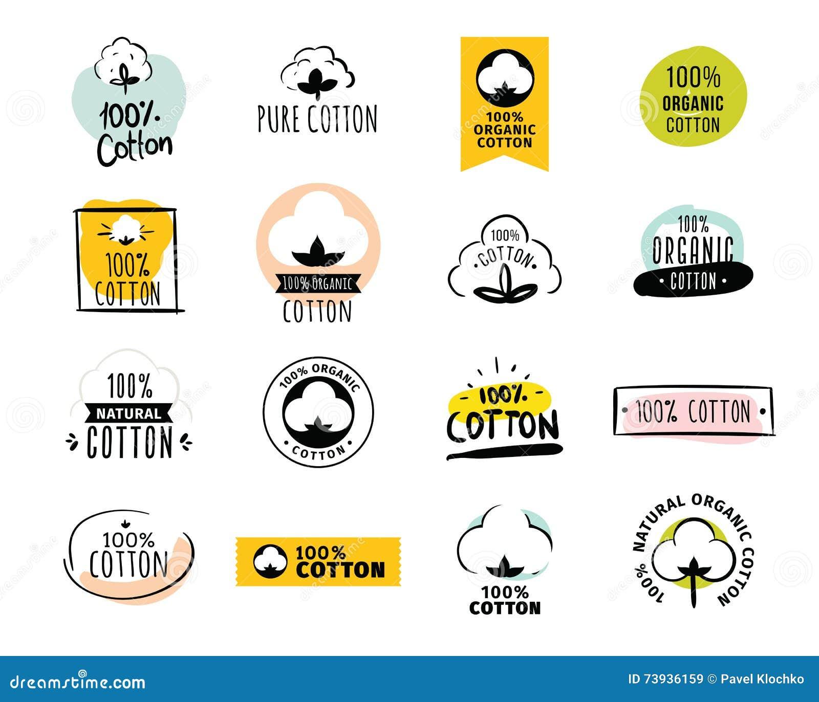Organic Cotton Symbol Www Pixshark Com Images