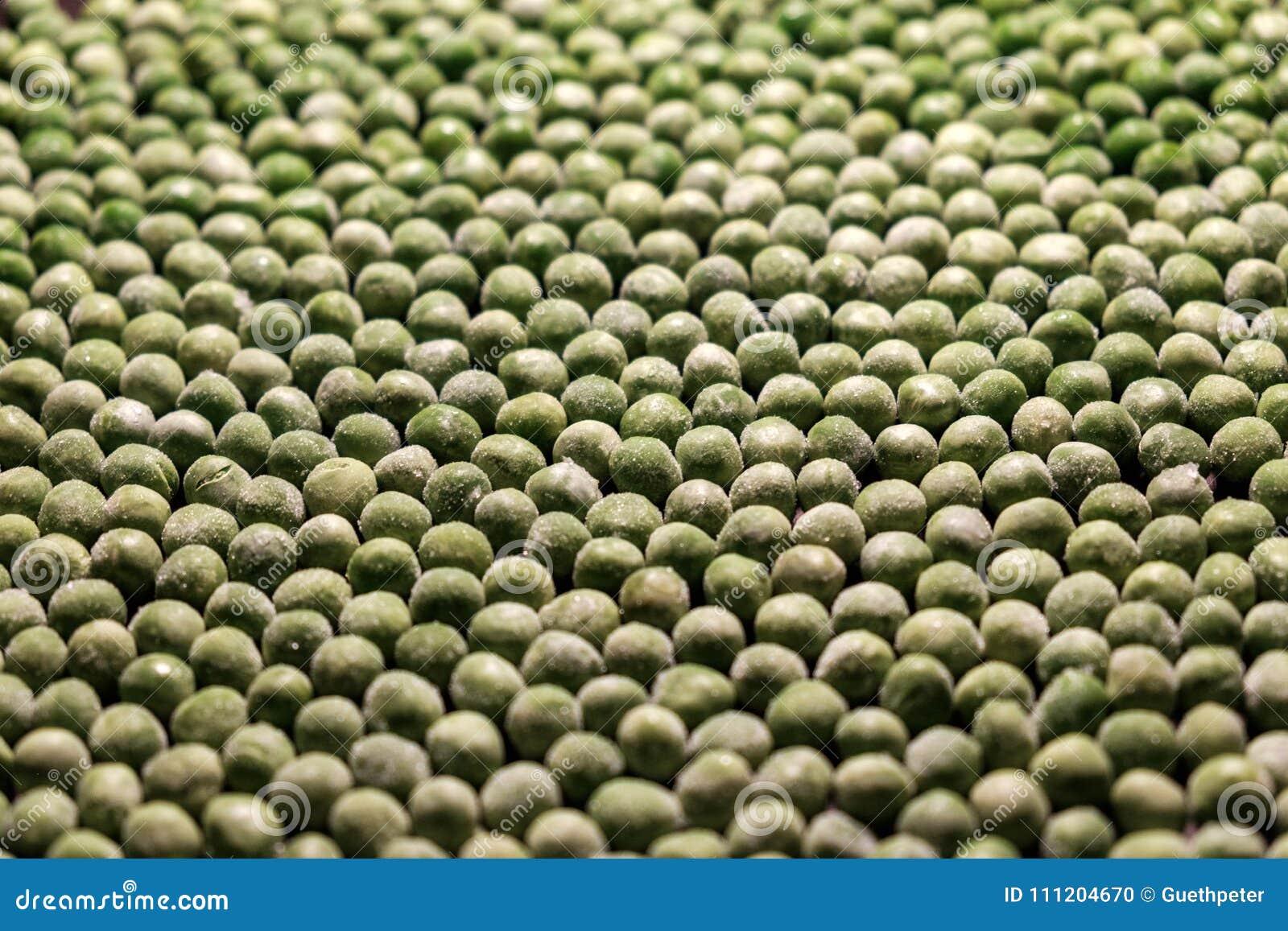Natural Patterns - Green Pea Stock Photo - Image of ingredient, life ...