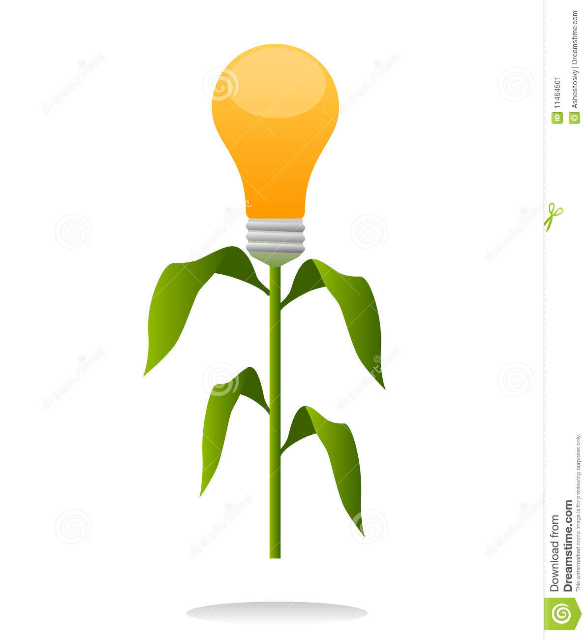 Natural Resources Clip Art : Natural power clean energy artwork stock image