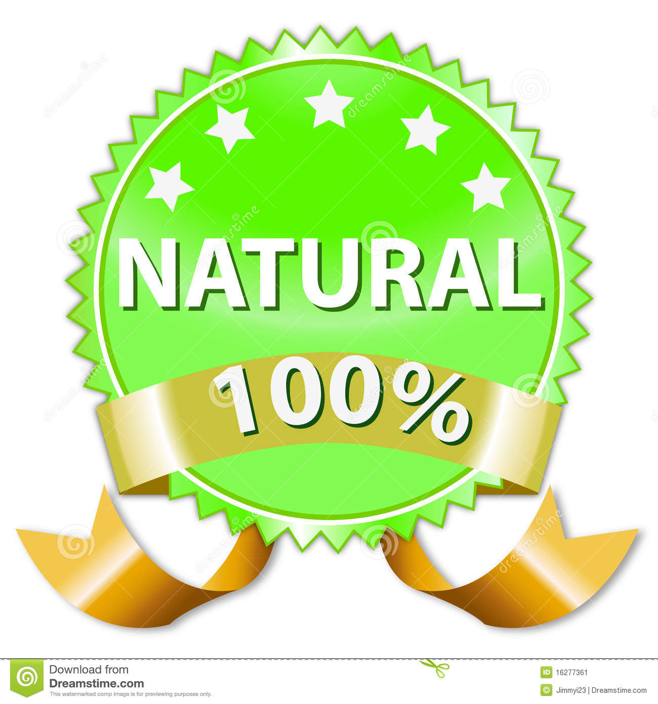 natural product or food label stock vector illustration of graphic