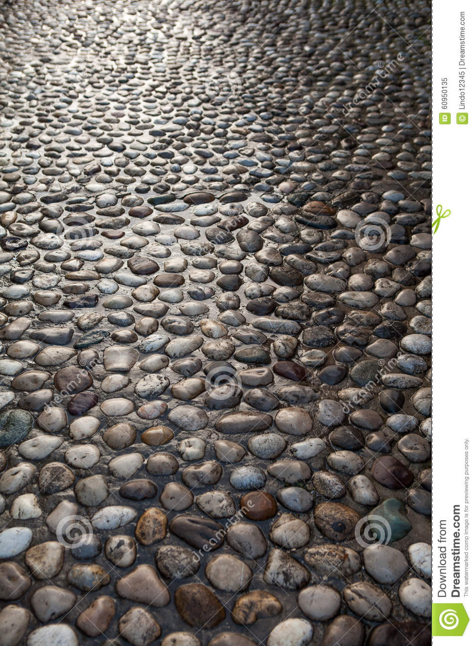 Fine Natural Stone Floor Texture Plain Round Background Stock To Models Design