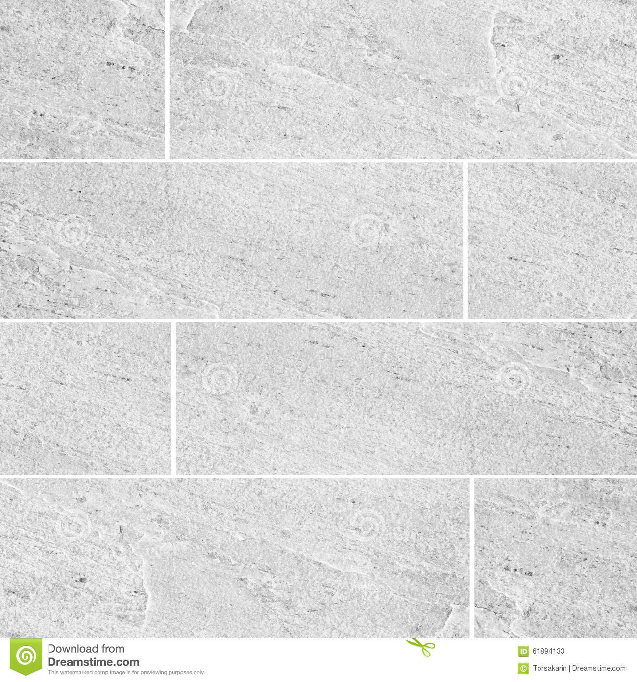 White Natural Stone : Natural sand stone tile wall seamless background and