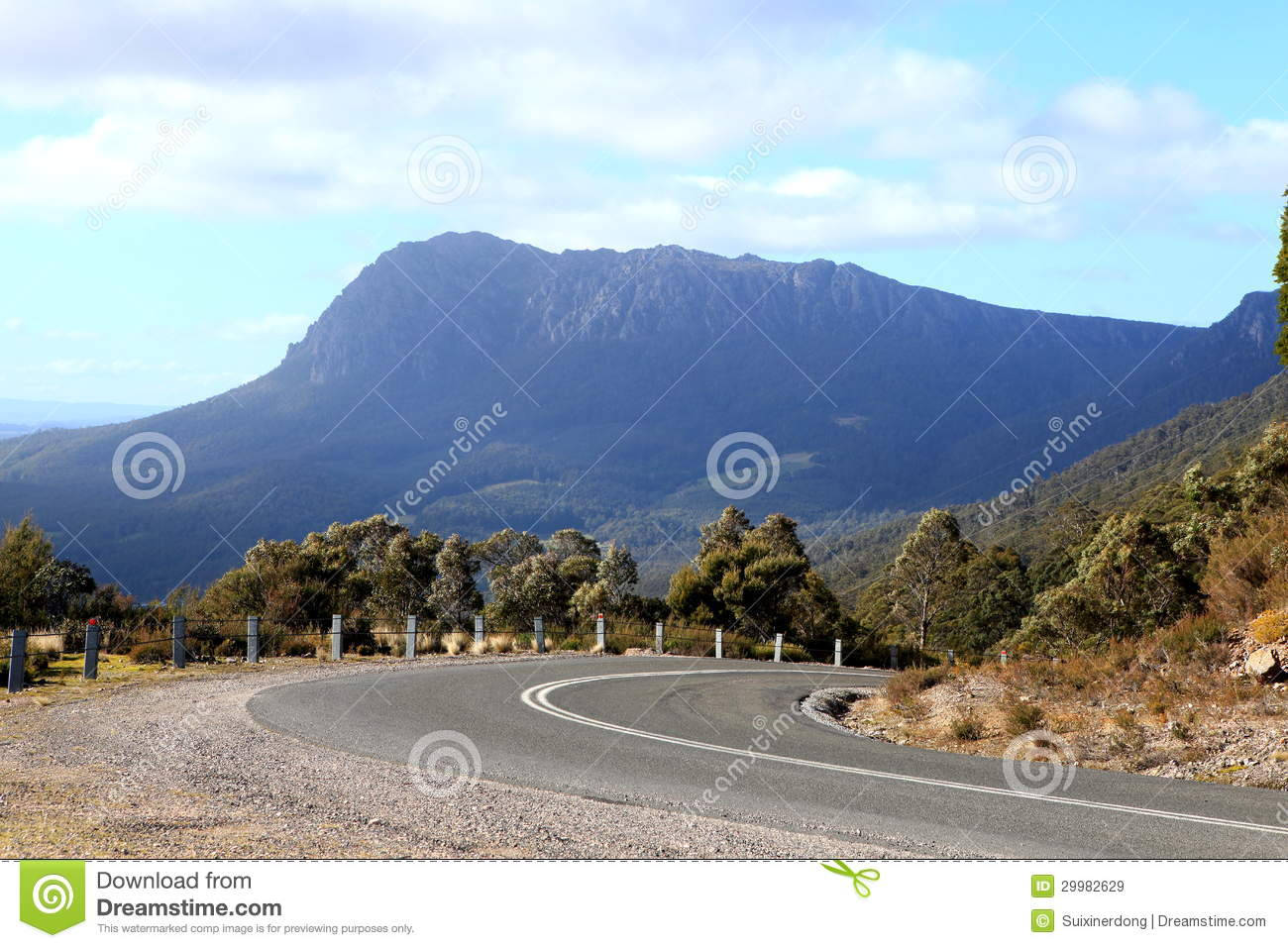 ... Scenery In Australia Royalty Free Stock Images - Image: 29982629