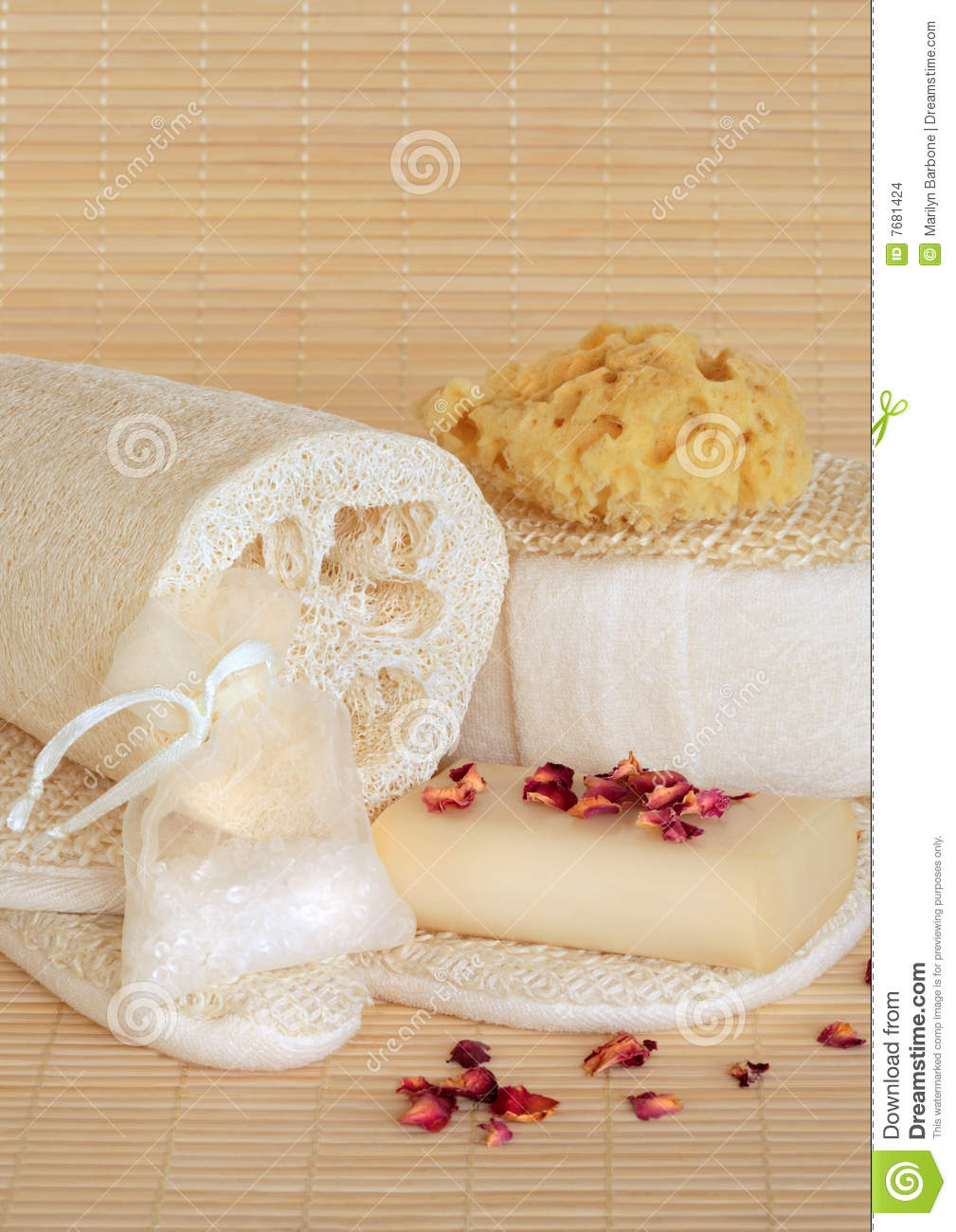 Natural Spa Beauty Products