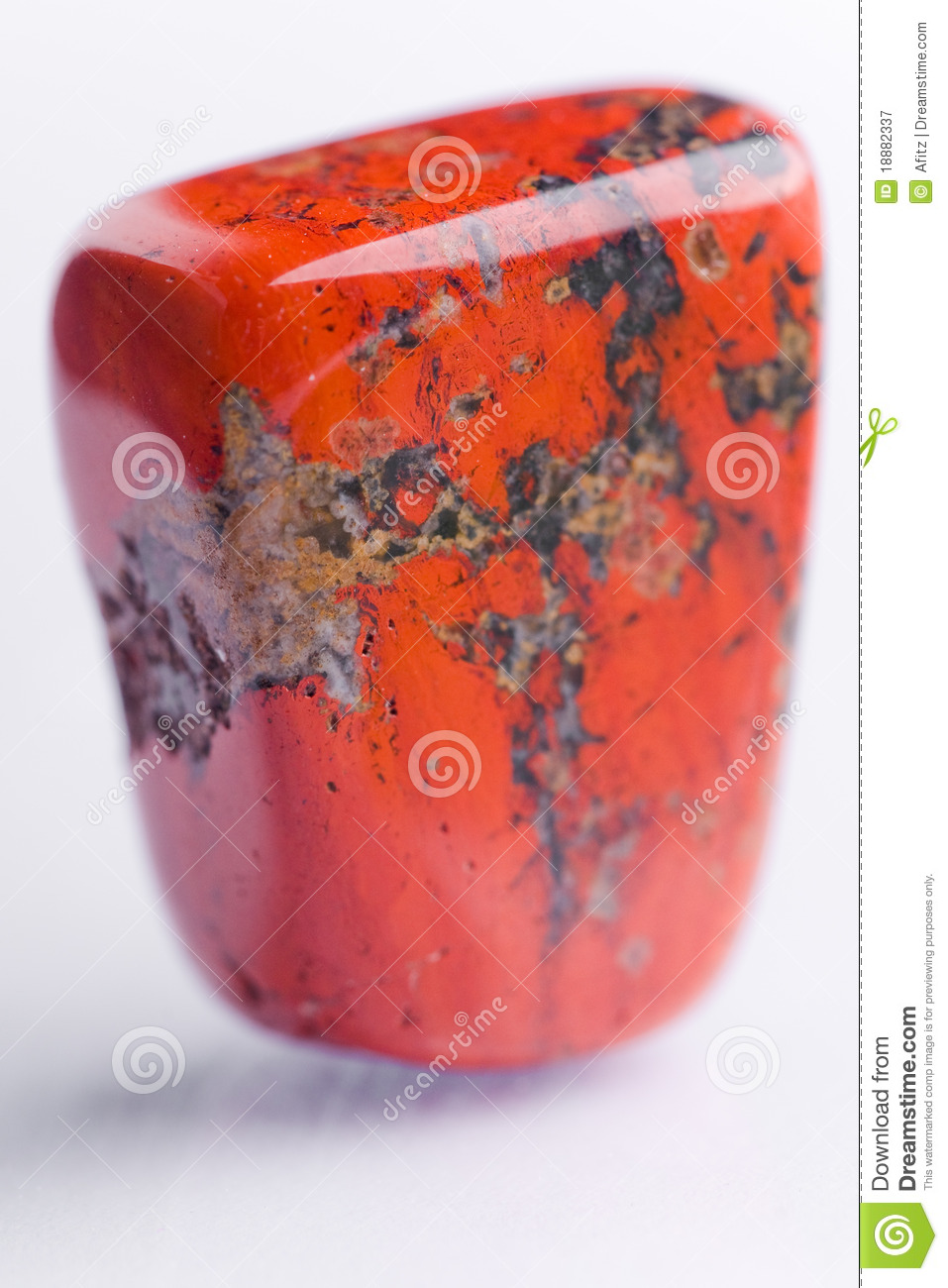 Red Natural Stones : Natural stone red jasper royalty free stock photography