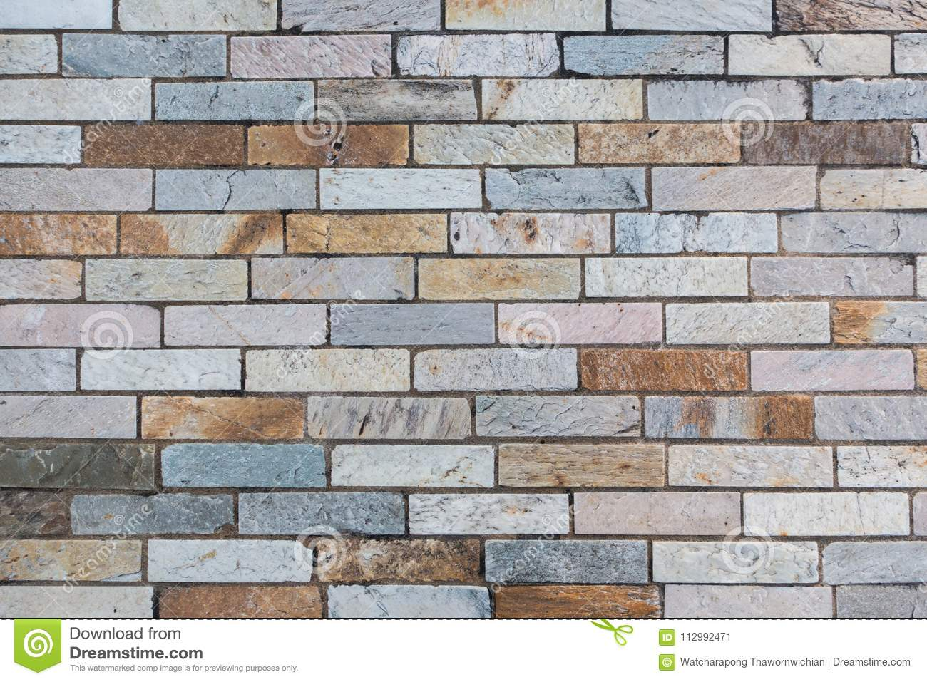 Natural stone stack texture background