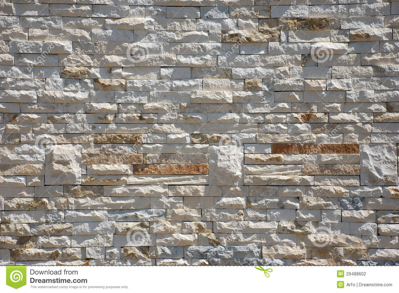natural stone wall tiles stock photography image 29488602. Black Bedroom Furniture Sets. Home Design Ideas