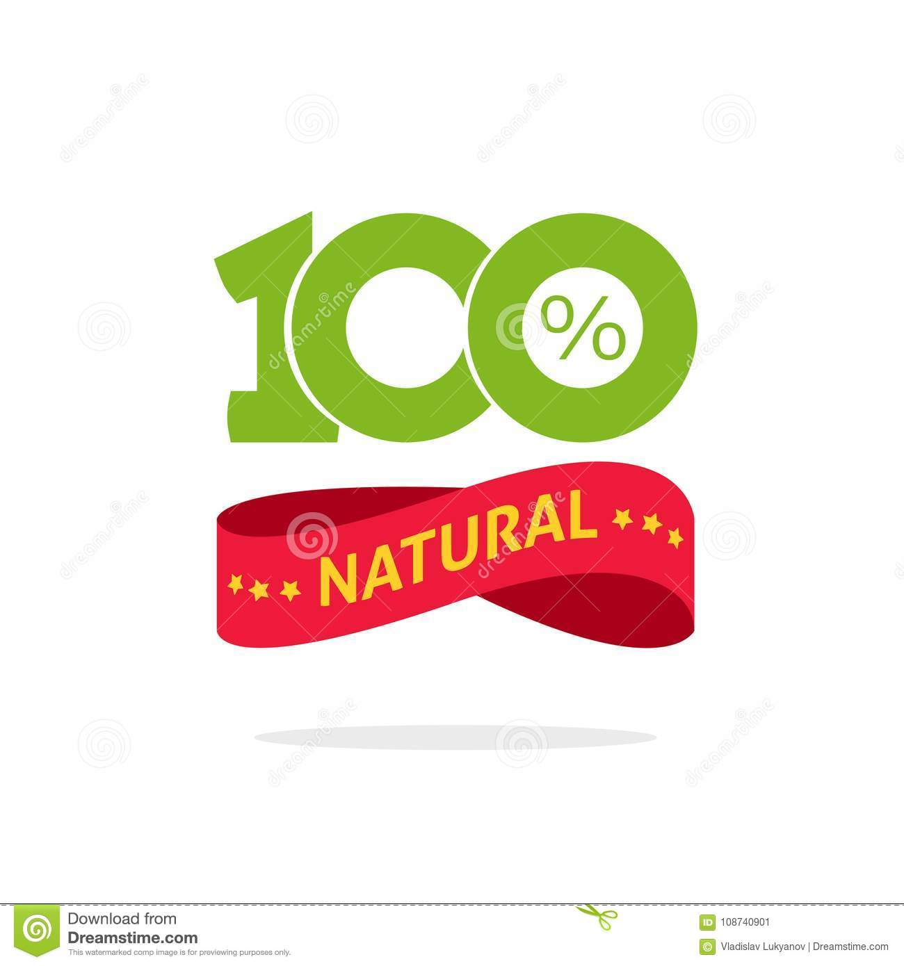 100 natural vector green and red label stamp or rubber isolated 100 natural vector green and red label stamp or rubber isolated 100 percent natural sticker or logo symbol design buycottarizona Image collections