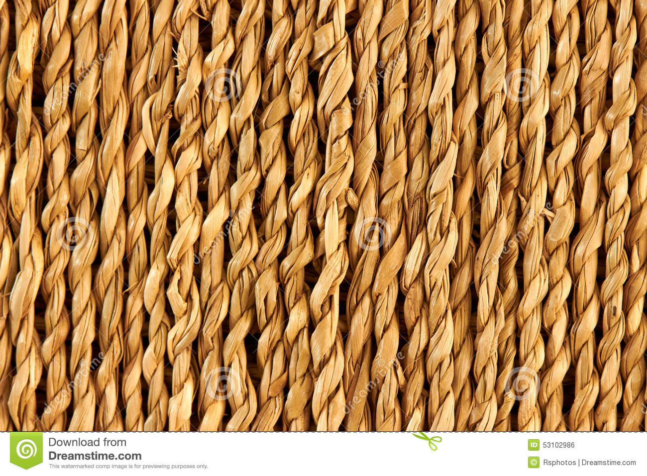Handcraft weave texture natural wicker abstract | Stock Photo ...