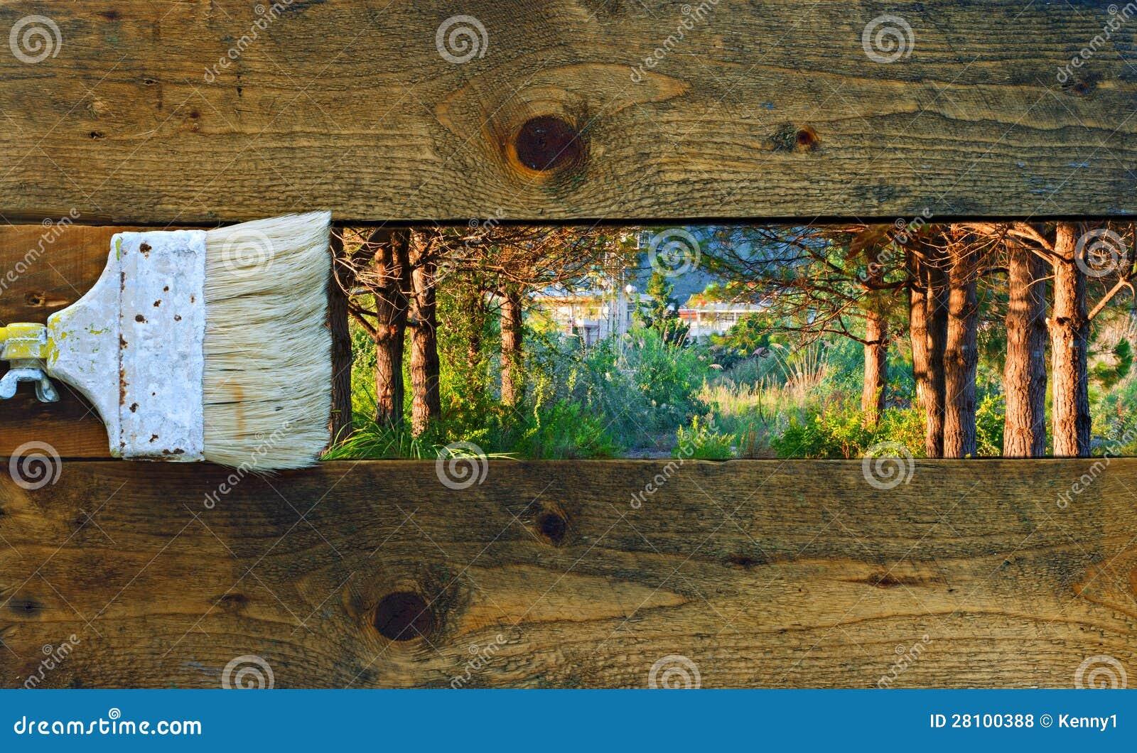 Naturaleza de la pintura