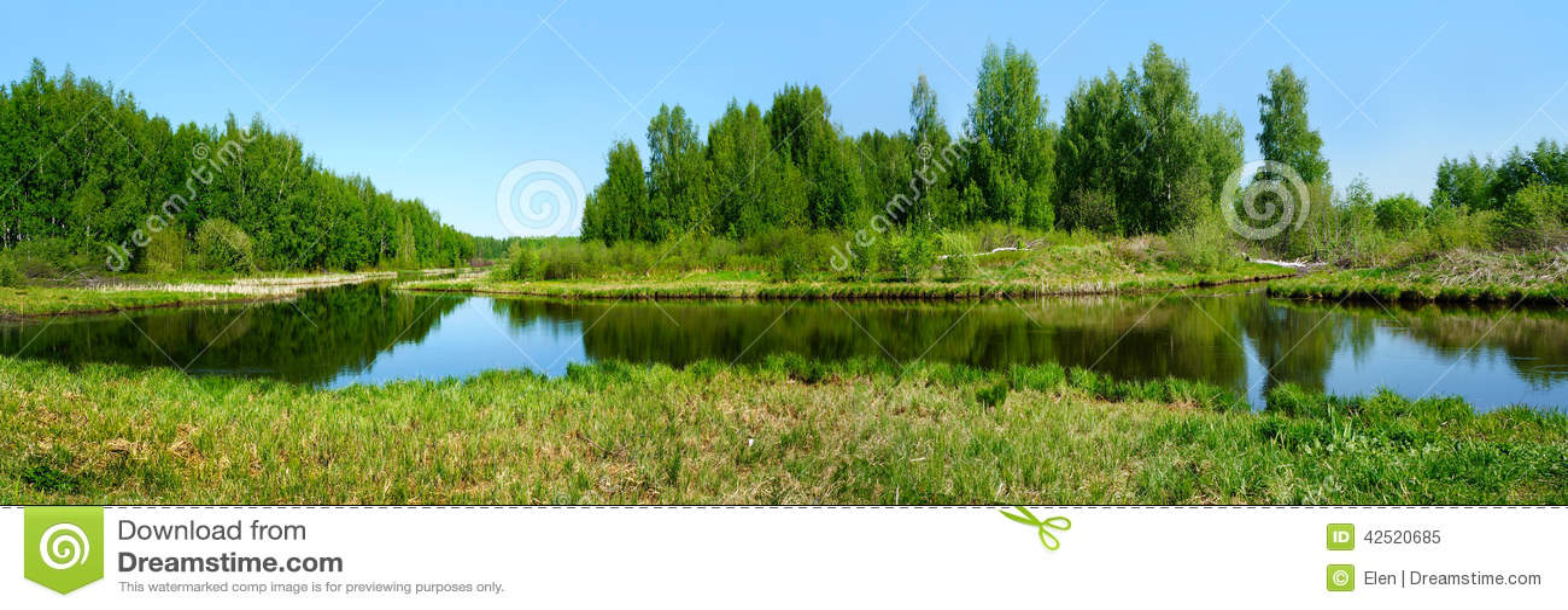 Naturaleza hermosa paisaje panor mico peque os r os de rusia for Naturaleza hermosa