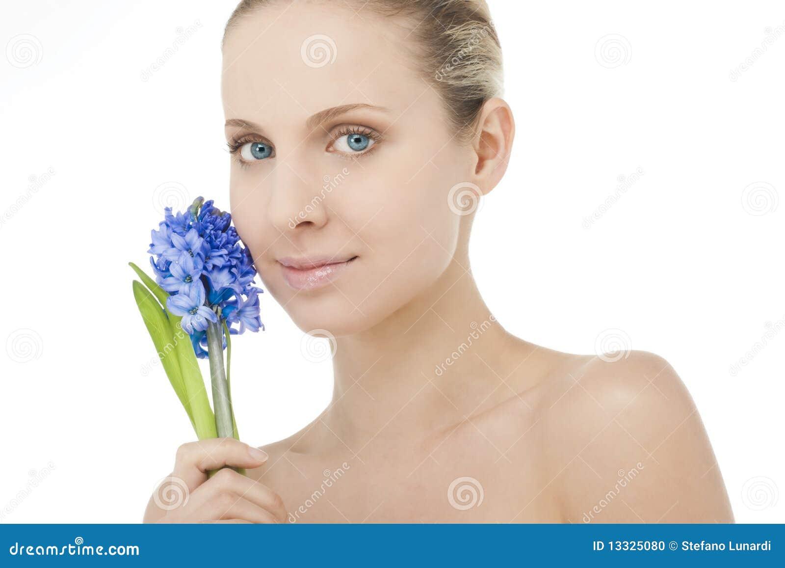 Naturalny piękna bluebell