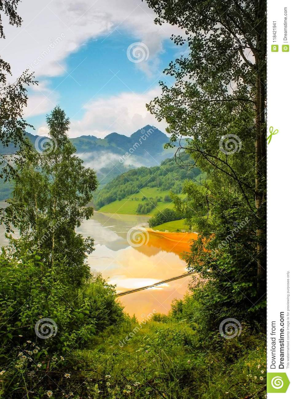 Nature Is The Art Of God Transylvania Stock Image Image Of Very