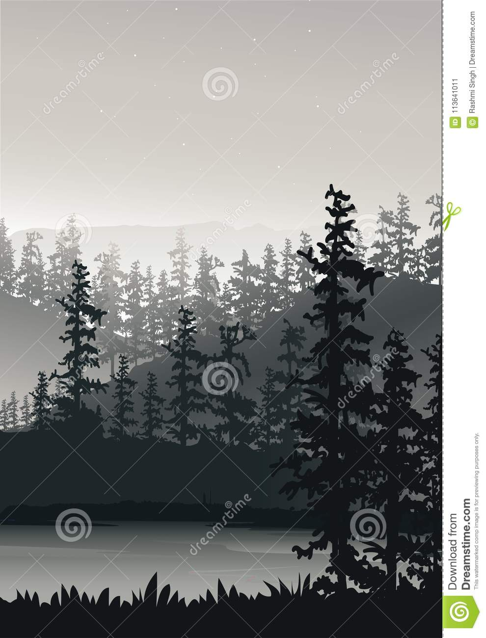 Amazing Wallpaper Mountain Portrait - nature-background-river-tree-mountain-fog-snow-mountain-portrait-view-wallpaper-vector-illustration-nature-113641011  Perfect Image Reference_645176.jpg