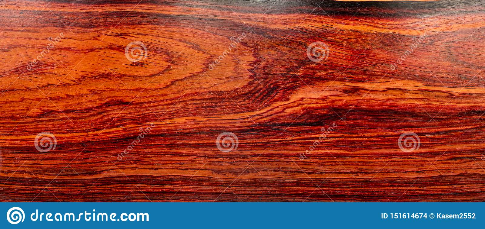 Nature Burmese rosewood Exotic wood For Picture Prints