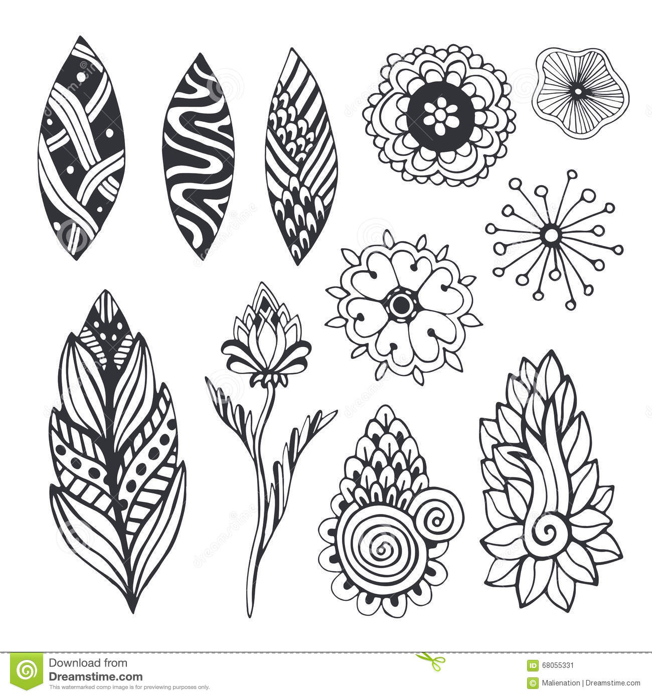 nature collection zentangle style hand drawn vector set doodle flowers leaves coloring page stickers other 68055331 moreover bohemian coloring pages 1 on bohemian coloring pages also bohemian coloring pages 2 on bohemian coloring pages furthermore bohemian coloring pages 3 on bohemian coloring pages including bohemian coloring pages 4 on bohemian coloring pages