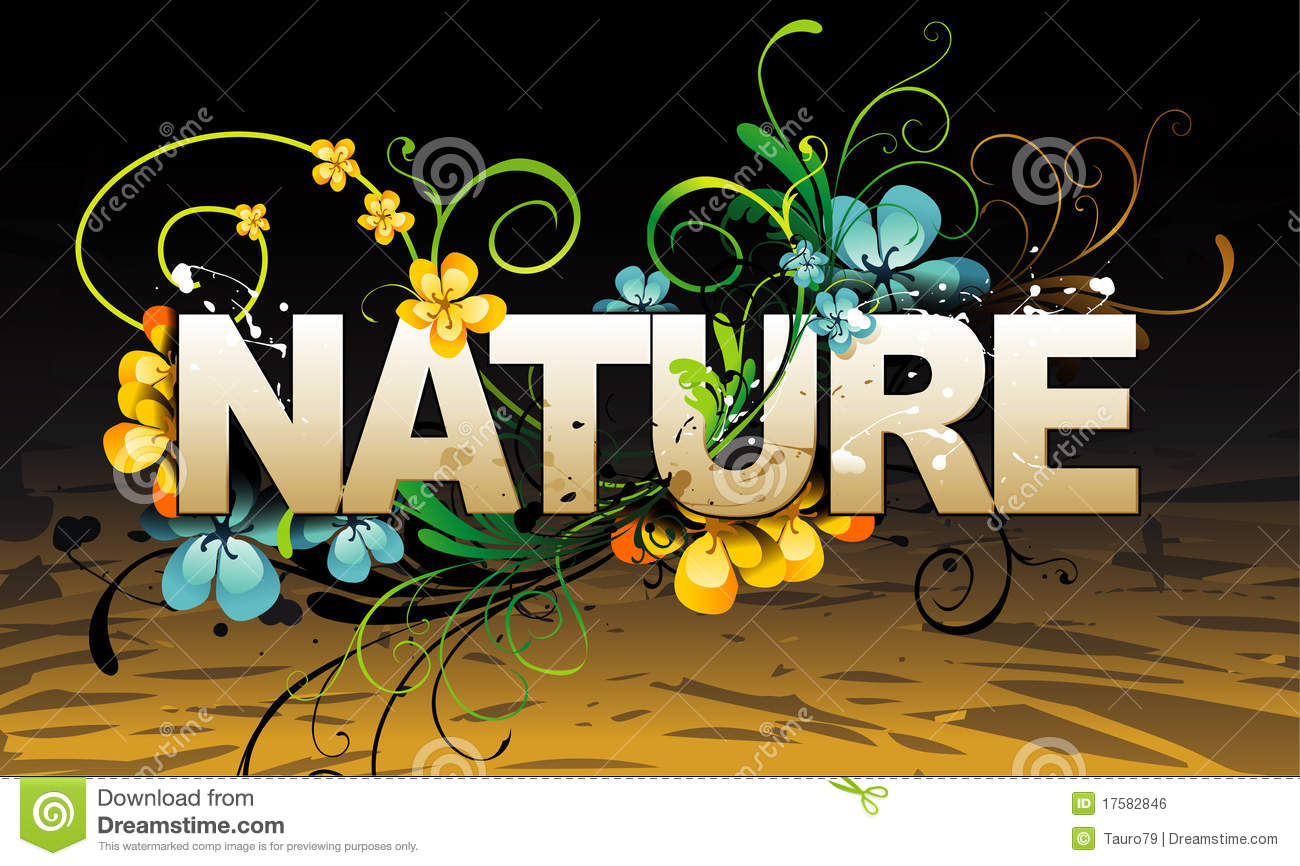 Nature design illustra...