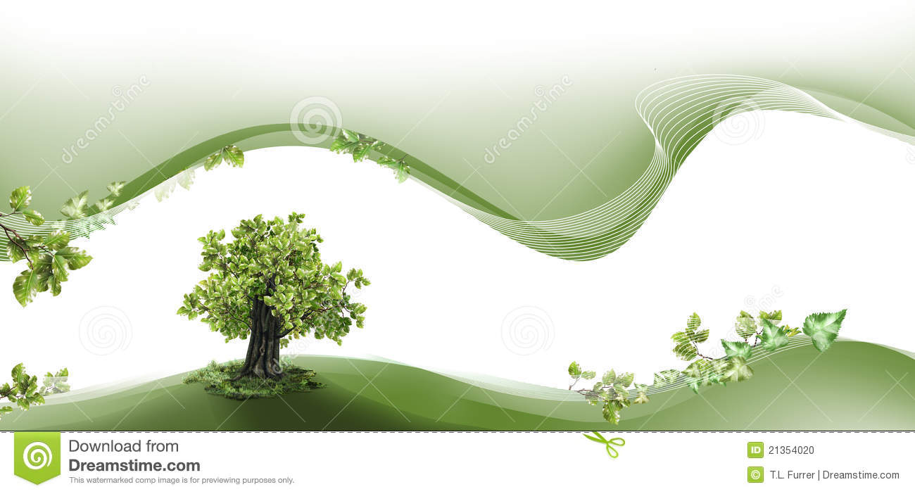 Nature Header And Footer Stock Photo - Image: 21354020