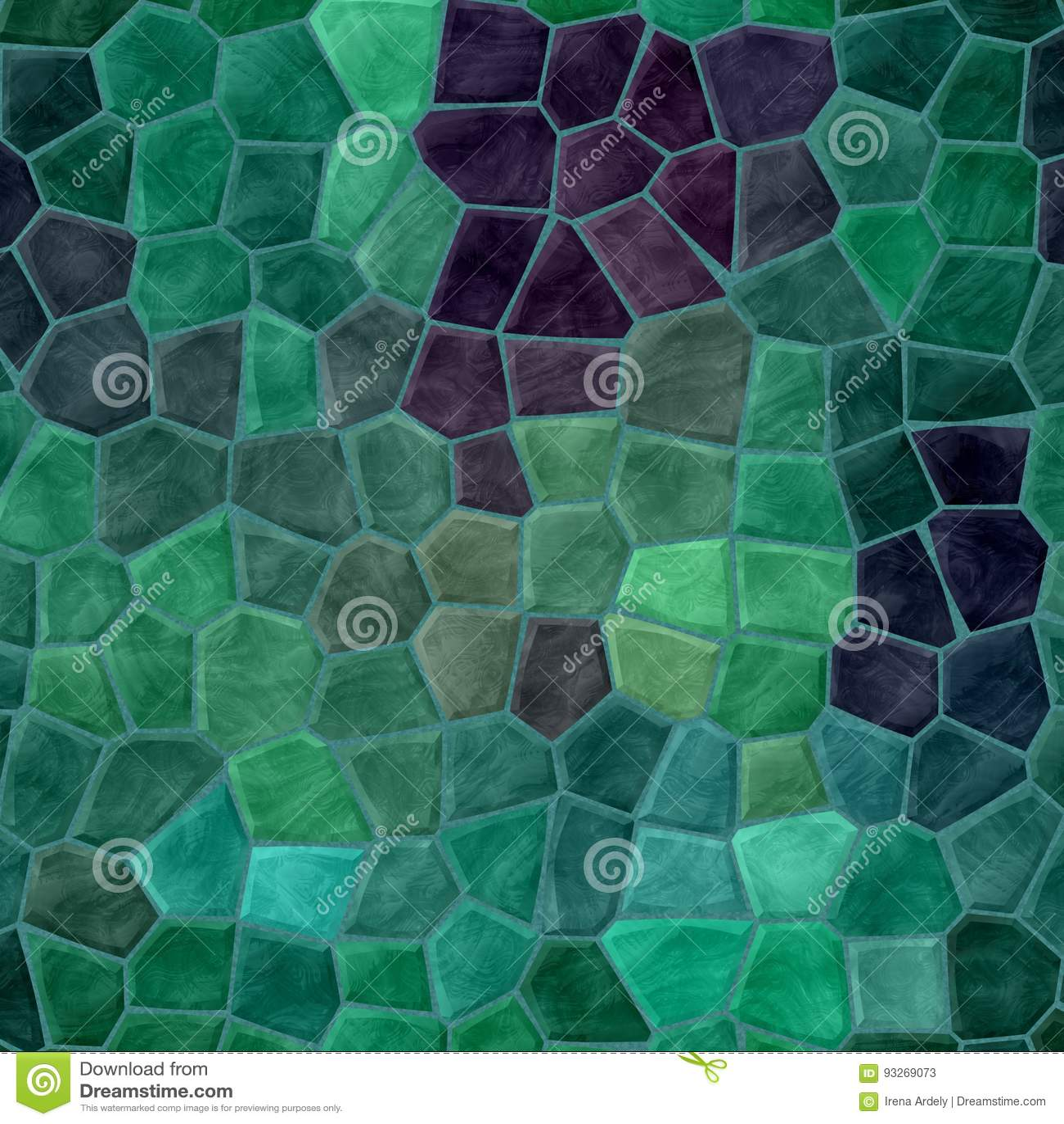 Purple Background Tiles Royalty Free Stock Image