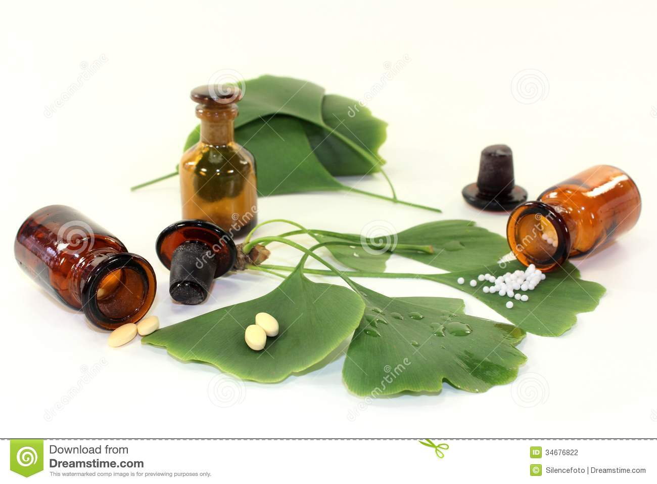Nature Medicine Stock Photography - Image: 34676822
