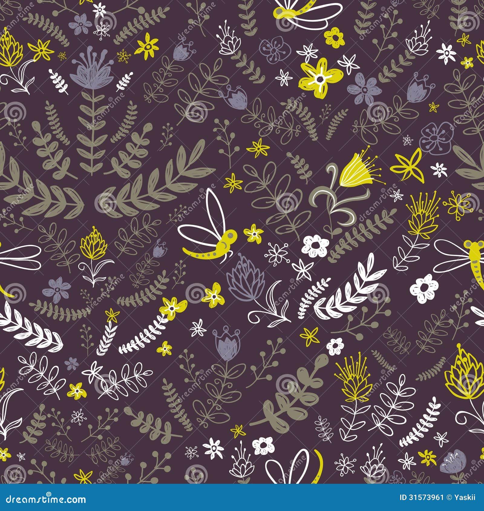 Nature Pattern Stock Image