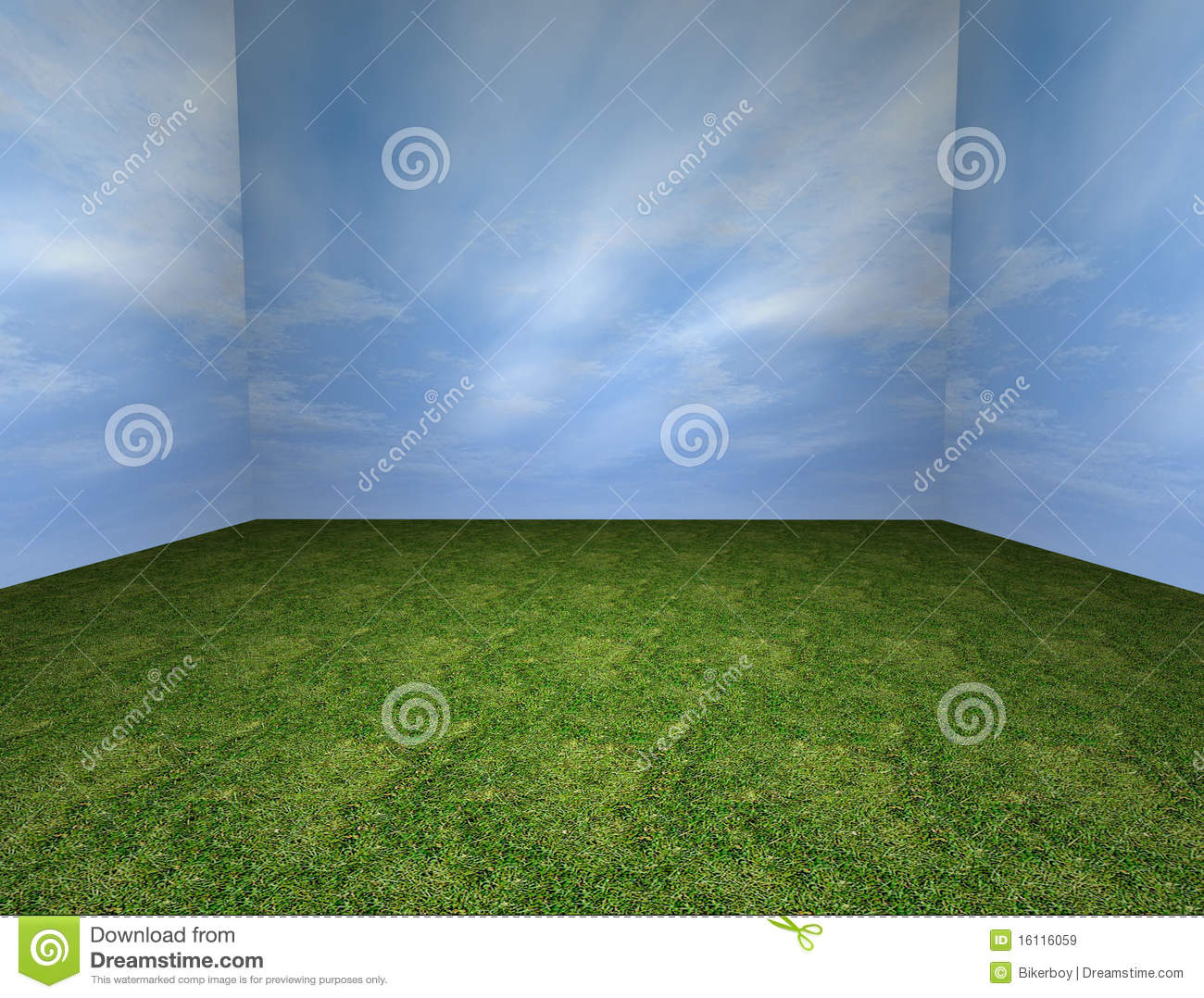 Nature room. Nature Room Royalty Free Stock Images   Image  16116059